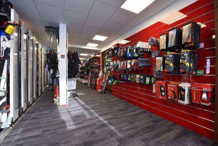 Le magasin Alp Attitude à Méribel Mottaret